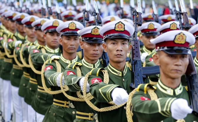 США натравят на Россию партизан Мьянмы
