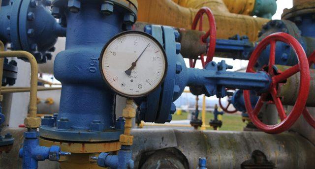 Добыча природного газа в РФ …