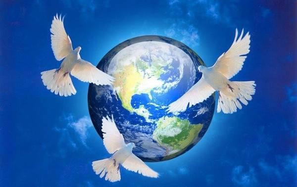 Международный День мира традиционно отмечают каждый год 21 сентября