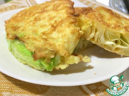 Просто, быстро, вкусно и недорого. Молодая капуста может быть вкусной не только в салате!