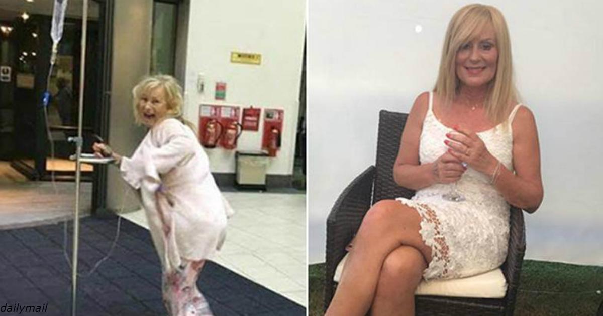 52-летняя мать вылечила рак …