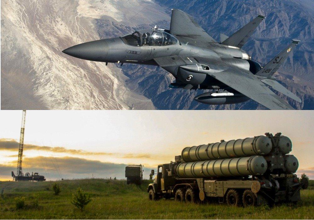 Испытание советскими С-300: на Украине истребители НАТО узнали о характеристиках ПВО
