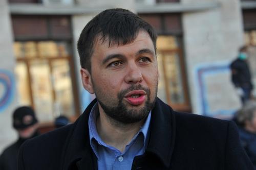Денис Пушилин подал документы в ЦИК