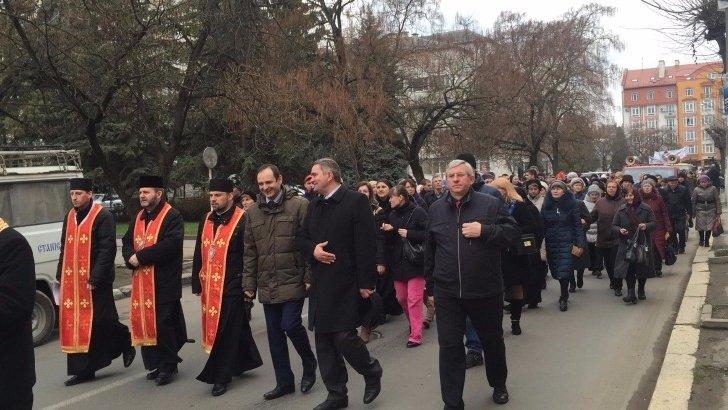 Мэр Ивано-Франковска: Гей не может быть патриотом Украины
