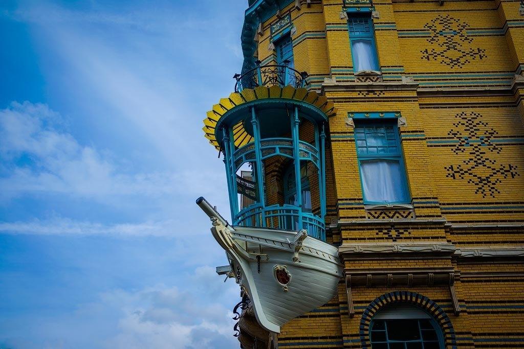 Фотопрогулка по чудесному Антверпену, Бельгия