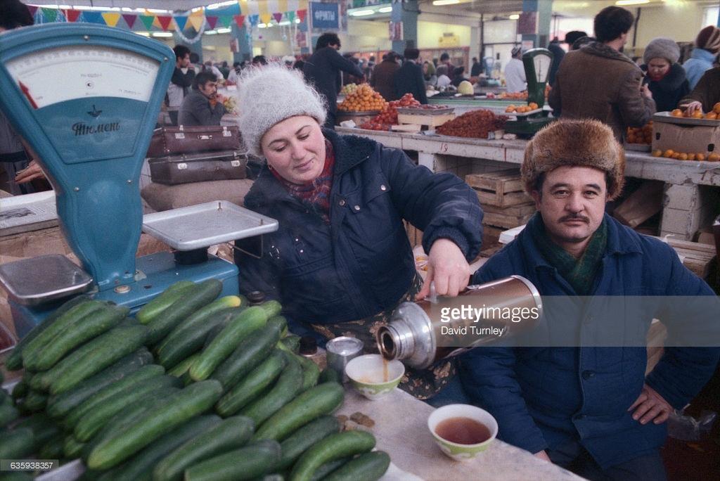 Доля женщины в СССР.