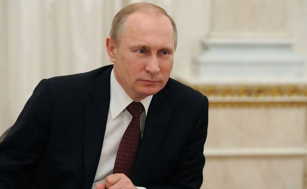 Владимир Путин поздравил Рудольфа Фурманова с юбилеем