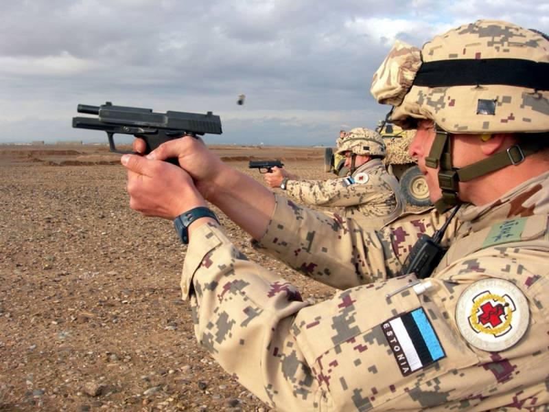 Армию Эстонии назвали лучшей в мире
