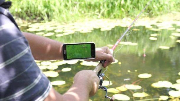 новые гаджеты для рыбаков