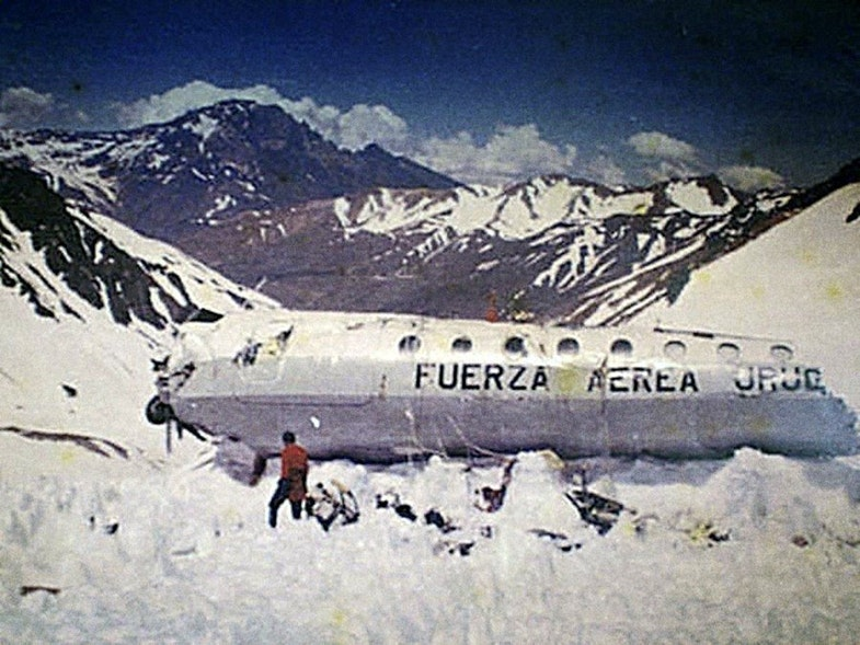 Alive The Andes Accident