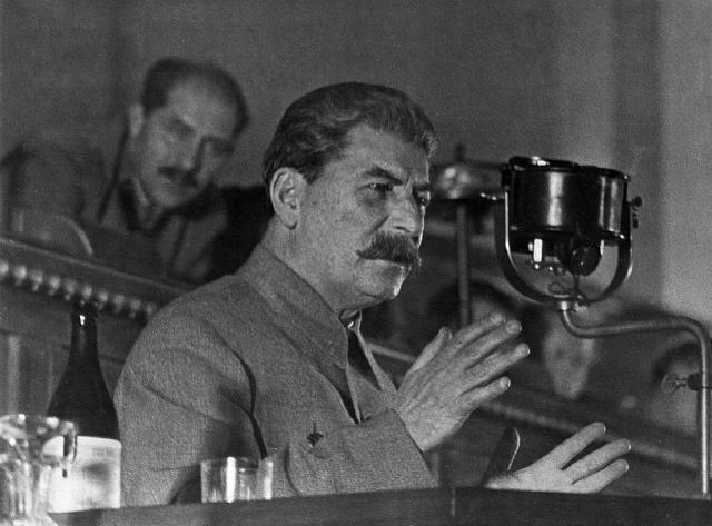 С Днём Победы! Тост Сталина «За Русский народ!»