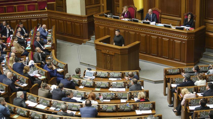 Киев испугался отмены санкций против России