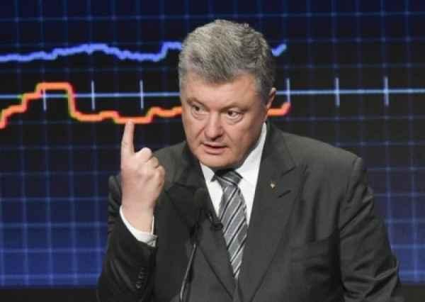Порошенко обходится украинца…