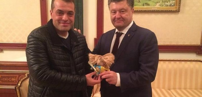 Советник Порошенко Бирюков в…