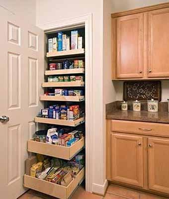 идеи для порядка на кухне