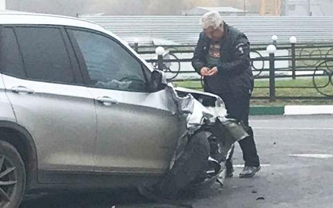 Пьяного судью на BMW сняли с должности