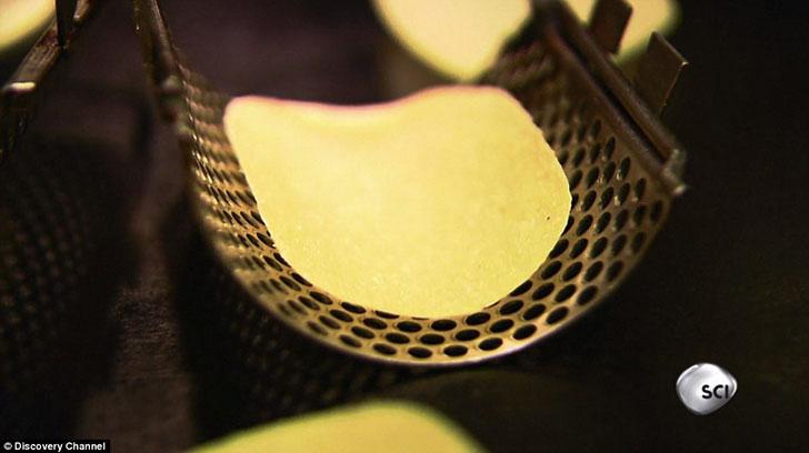Из чего же, из чего же, из чего же сделаны... чипсы Pringles