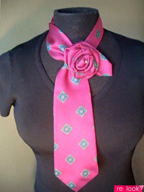 Как из галстука сделать детский галстук 790