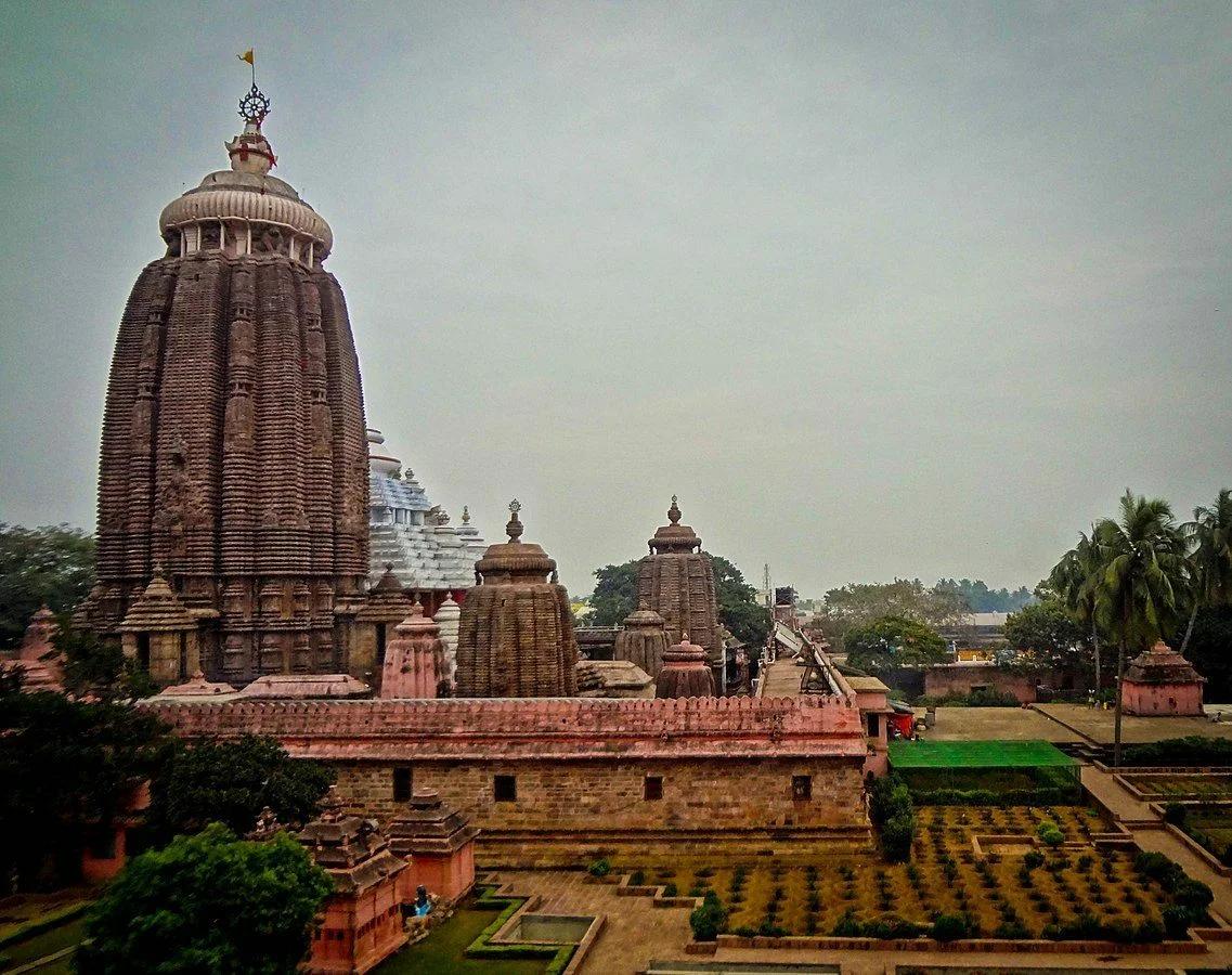 Множество загадок храма Джаганнатхи