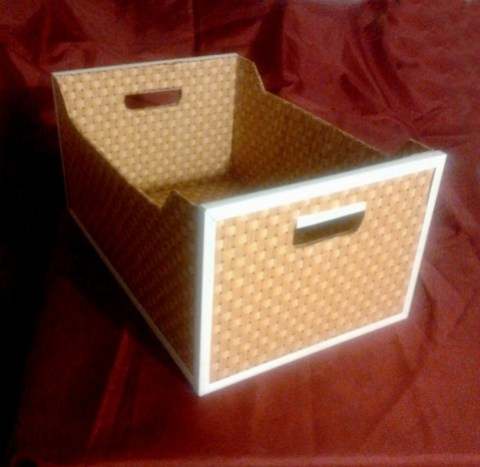Ящик для вещей в гардеробную комнату доступный любой домохозяйке
