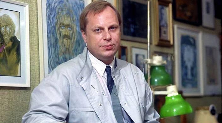 Потрясающие работы художника-портретиста Юрия Богатырёва