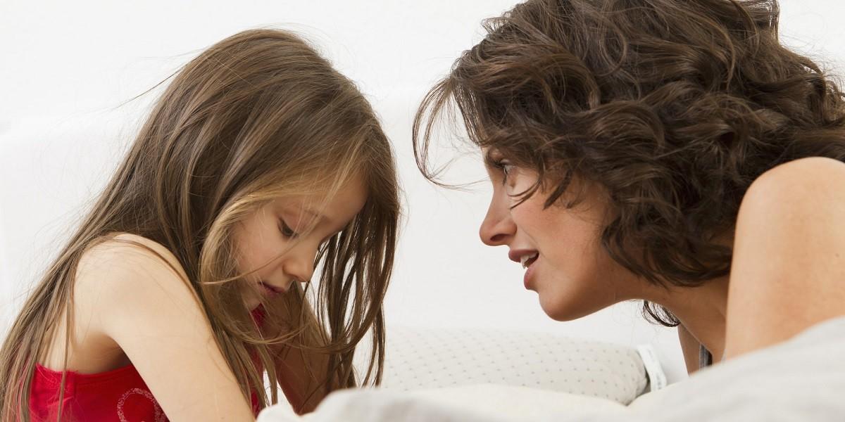 Простой способ научить ребенка не перебивать взрослых