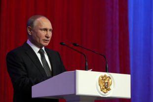 Путин поздравил фигуристок Загитову и Медведеву с медалями ОИ-2018