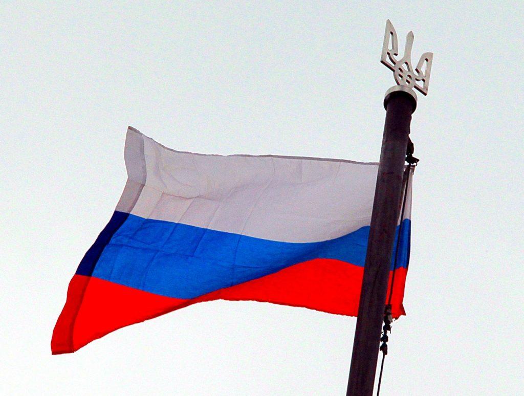 «Не суйтесь на Украину»: жур…
