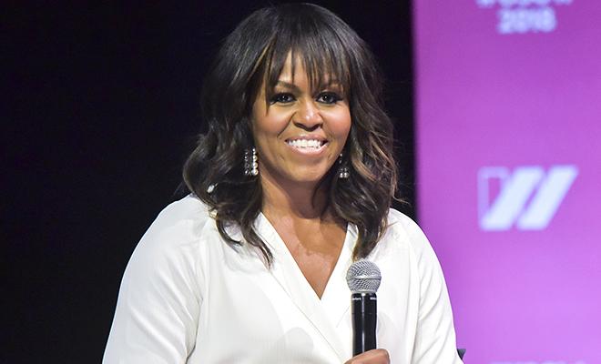 Мишель Обама станцевала на концерте Бейонсе: видео