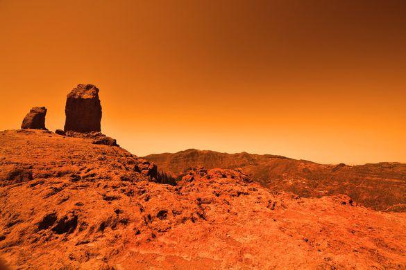 Ученые нашли бактерию, которая может выжить на Марсе
