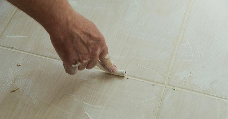 Как выбрать затирку для плитки