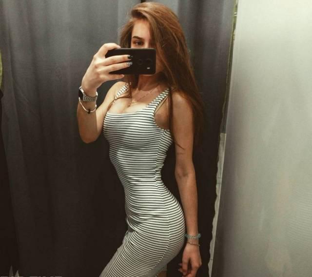 Платья, которые ничего не скрывают))