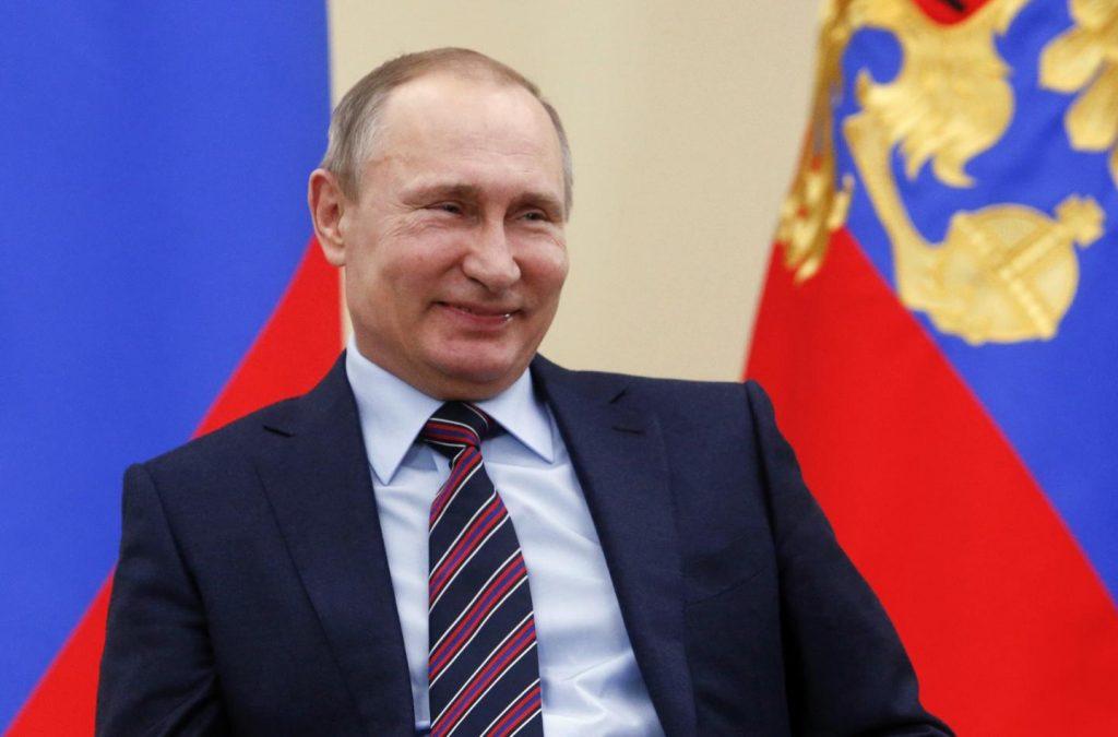 ВАЖНО: Путин предложил Трампу провести референдум на Донбассе, — Bloomberg