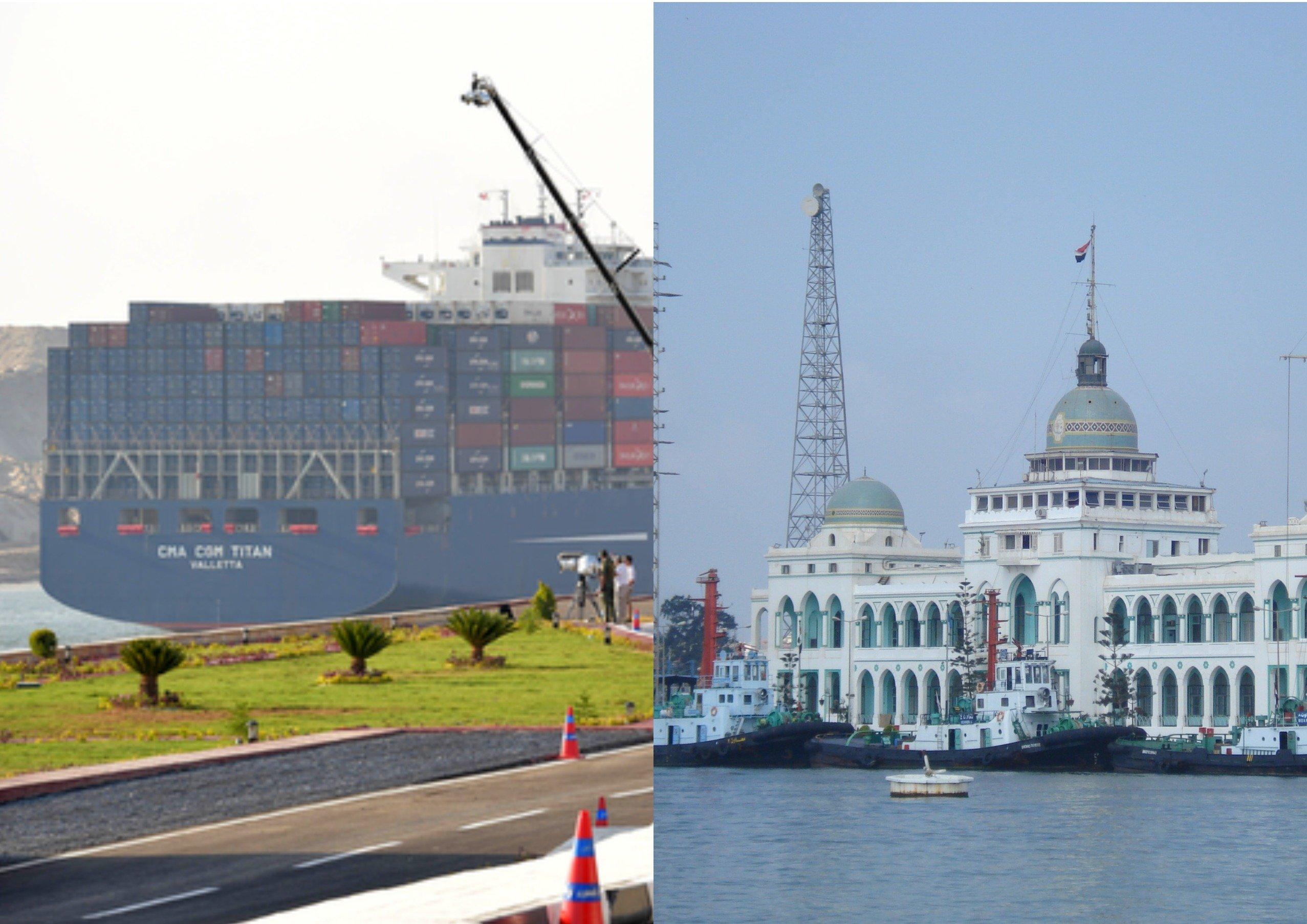 Россия расширяет свою «зону влияния» на территории Суэцкого канала