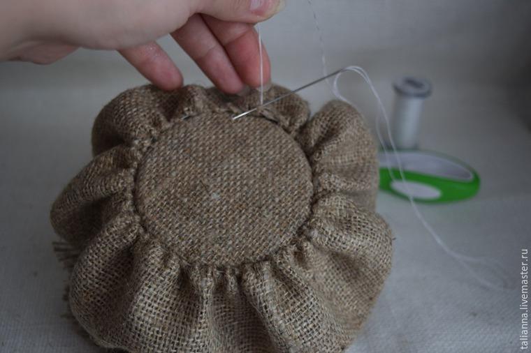 Создаем шкатулку своими руками «Ваза с цветами»