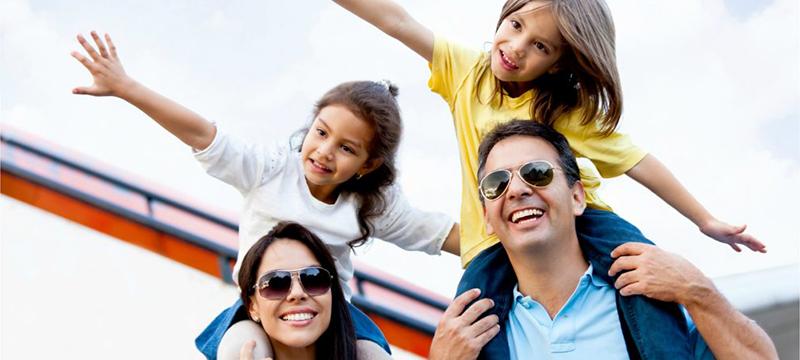 Как облегчить перелет с ребенком