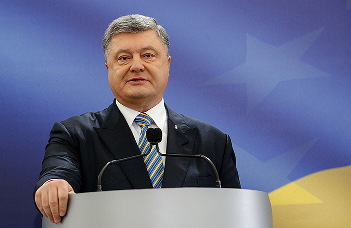 Порошенко «списал» долги украинской оборонки России