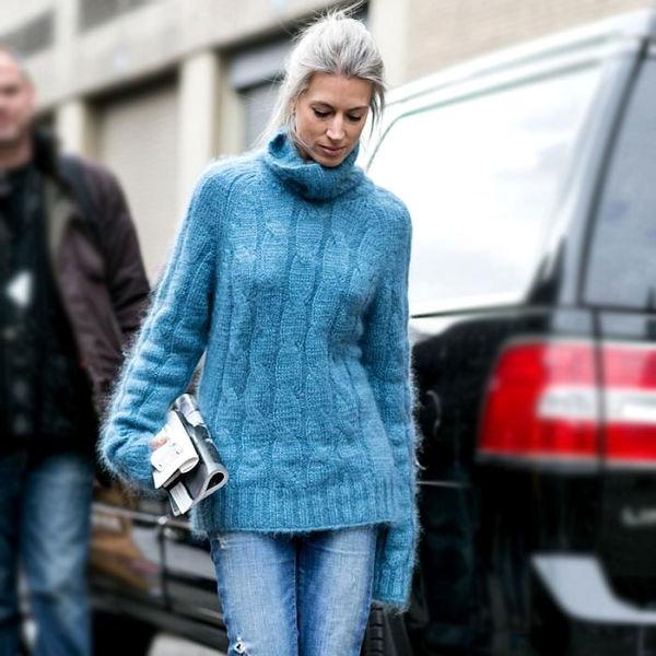 10 уютных свитеров, которые …