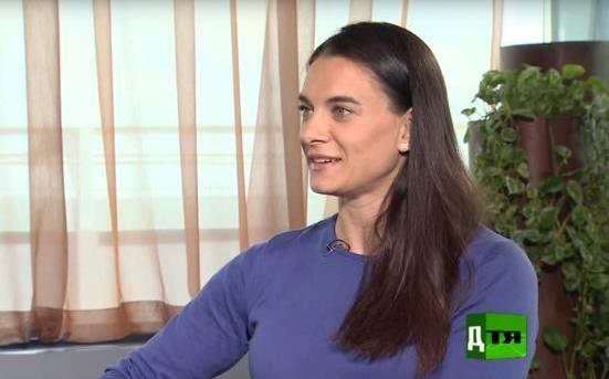 Елена Исинбаева про применение допинга разными странами