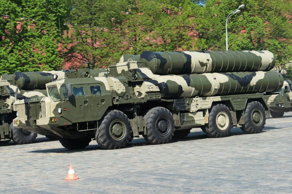 Россия поставит Индии С-400 за рубли