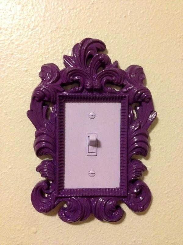10 идей: декор выключателей своими руками