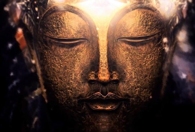 Что, согласно учениям Будды,…