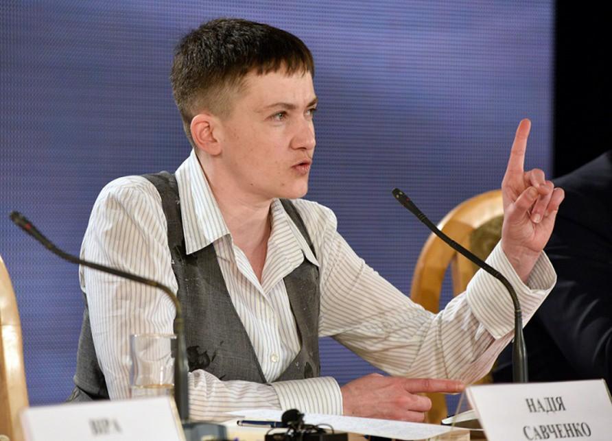 Сколько можно?! Предлагаю саботировать темы о  Надежде Савченко!