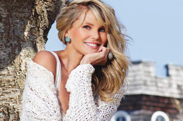 Как вы думаете, сколько лет этой красотке? 25, 30, может быть, 40? Это — Кристи Бринкли, ей — 61!