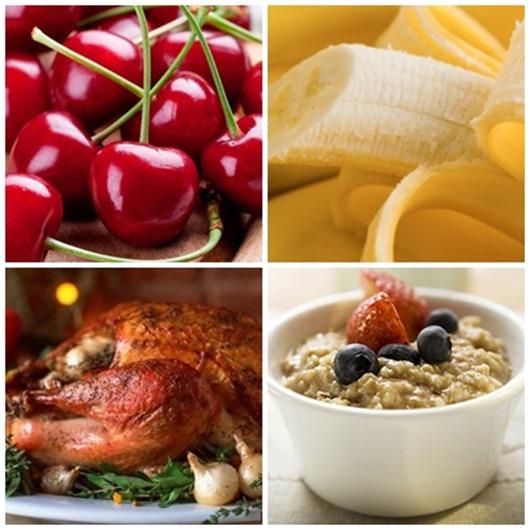 Какая еда способствуют хорошему сну