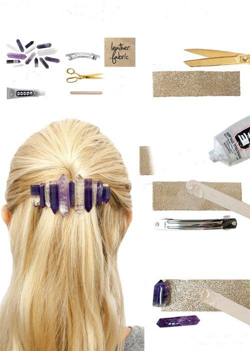 Очаровательные украшения для волос, которые не надо покупать