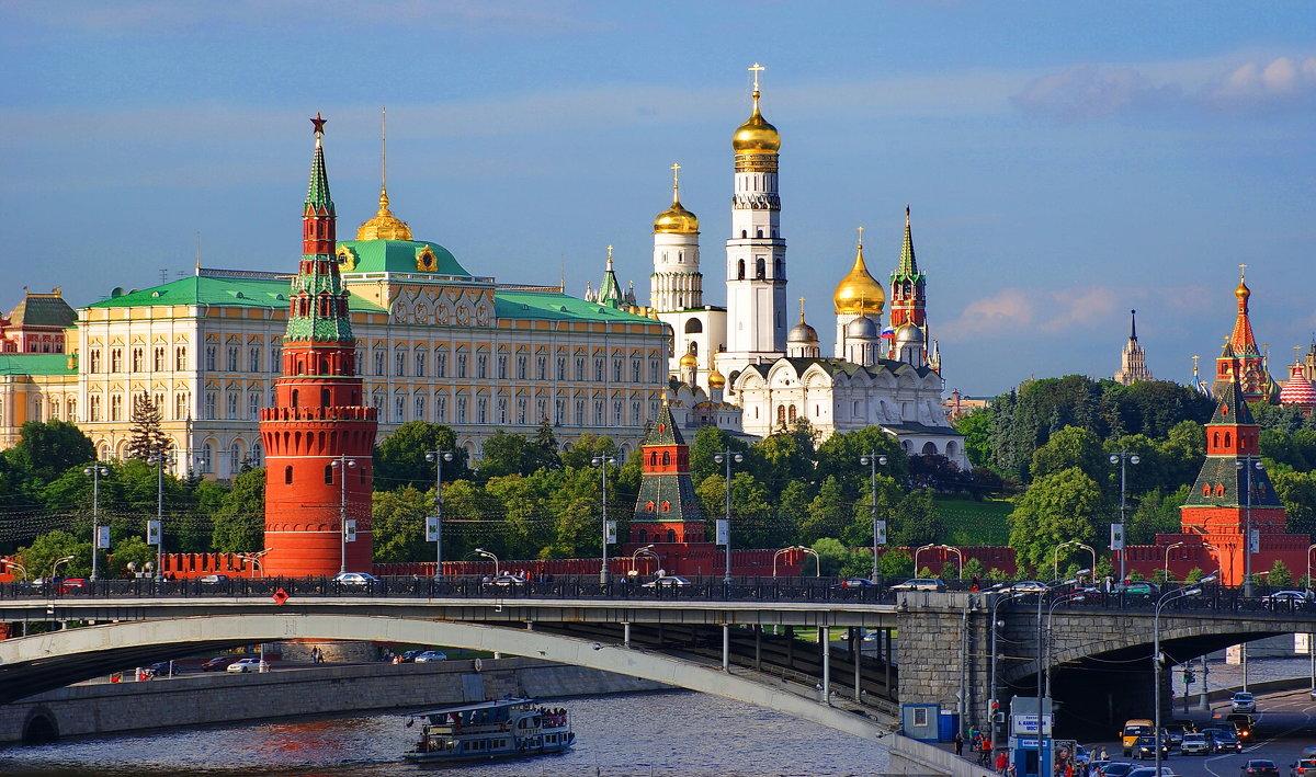 Прозвища российских городов