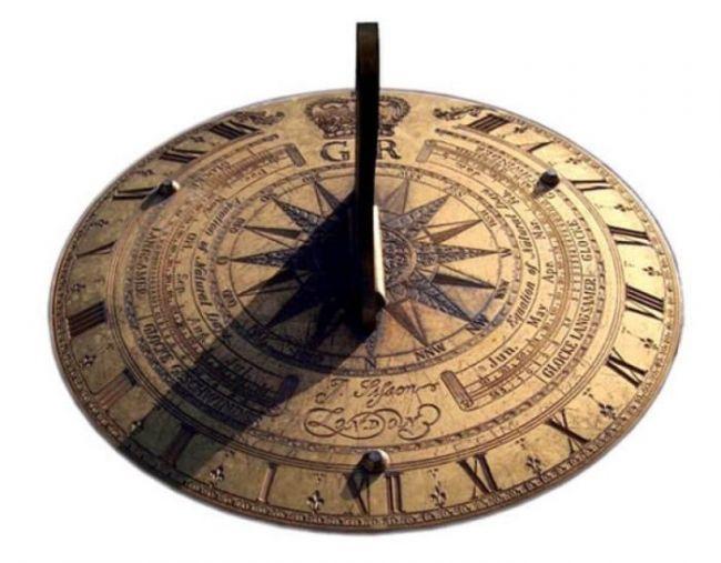 Как определяли время до изобретения часов
