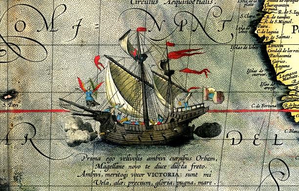 Первое кругосветное плавание: одна из величайших морских трагедий