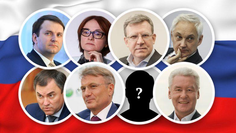 Кто станет преемником Медведева?